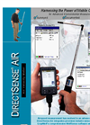 DirectSense AIR Velocity Meters Brochure