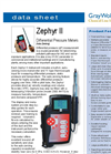 Zephyr II - Differential Pressure Meters - Datasheet