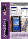AdvancedSense - Environmental Test Meter - Brochure