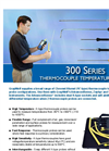 GrayWolf - Model 300 Series - Thermocouple Temperature Probes - Datasheet