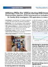 Utilizing PIDs (for VOCs) During IAQ Investigations - Application Note