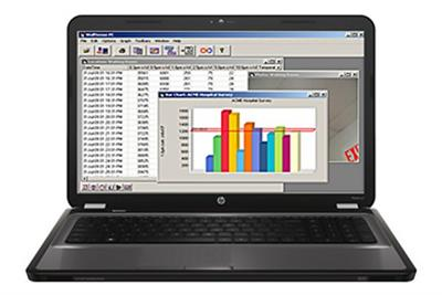 WolfSense - Version PC - Data Download and Graph/Report Generation Software