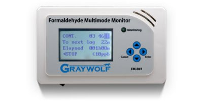 GrayWolf - Model FM-801 - Formaldehyde Multimode Monitor
