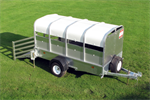 Model 750kg Gross - Pig Trailers / Sheep Trailers