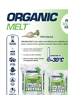 Organic Melt - Now Available