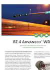 Model RZ-4 - Advanced Wide Dynamic Range Camera - Brochure