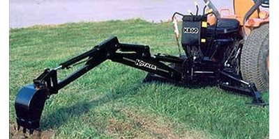 Koyker - Model KB660 - Groundbreaker 3 Point Backhoes