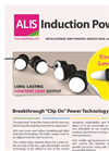 AgriLamp - Model ALIS - Induction Power System - Brochure