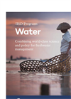 IISD - Water Programs - Brochure