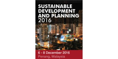 9th Conference on Sustainable Development & Planning
