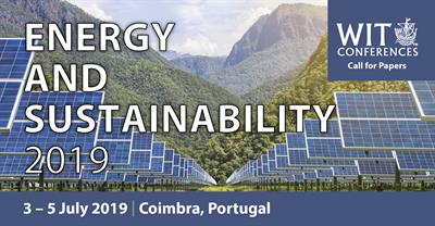 8th International conference on Energy and Sustainability