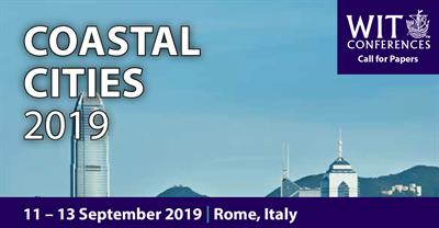 3rd International Conference on Coastal Cities and their Sustainable Future