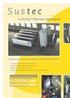 TurboTec Technology for Hydrolysis Organic Material - Poster