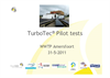 TurboTec Technology for Hydrolysis Organic Material - Presentation