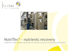 NutriTec Technology for Removing Nitrogen and Phosphorous from Concentrated Waste Streams - Presentation
