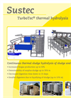 TurboTec Thermal Hydrolysis Brochure