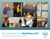 Download Key Takeaways from WasteExpo 2017