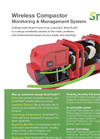 SmartTrash Wireless Compactor Monitoring & Management System Brochure