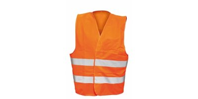 Fridrich & Fridrich - Model BE-04-003 - High Visibility Garments - Safety Vest