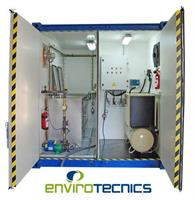 Treatment Units - Manufacture of Decontamination Treatment Units