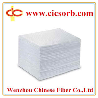 CIC - Model CIC-1 - Oil spill absorbent pads