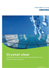 Water Treatment for Glass Industry Brochure