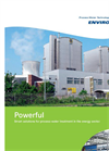 Water Treatment for Power Generation  Brochure