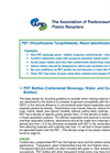 PET Bottles - Brochure