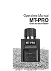 MT-PRO - Model 09110 - Portable Grain Kit Brochure
