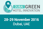 Dubai Green Hotel Innovation 2016