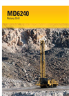 Model MD6240 - Rotary Drill Brochure