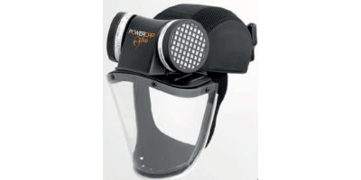 PowcrCap - Model Active IP - Lightweight Positive Pressure Respirator