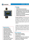 CN Series Remote Transmitter Series Data Sheet (PDF 121 KB)