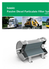Mobiclean - Model R Basic - Diesel Particulate Filter System with Passive Regeneration for Engines up to 650 kW Datasheet