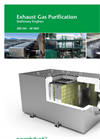 Combikat - Exhaust Abatement Systems for Stationary Engines from 200 kW up to 40 MW Brochure
