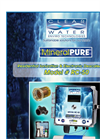MineralPURE - Model RC-50: 50,000 - Copper/Silver Ionization Systems Brochure