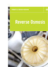 Reverse Osmosis Products & Services Overview - Brochure