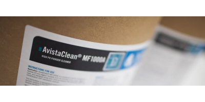 AvistaClean - Model MF 1000A - High pH Powder Synergistic Cleaner