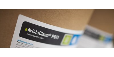 AvistaClean - Model P611 Green - High pH Powder Cleaner