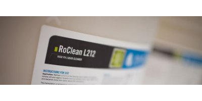 RoClean - Model L212 Green - High pH Liquid Cleaner