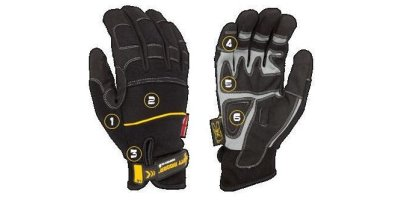 Dirty Rigger - Comfort Fit Safety Rigger Glove (Full Handed)