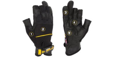 Dirty Rigger - Leather Grip Safety Glove (Framer Fit)