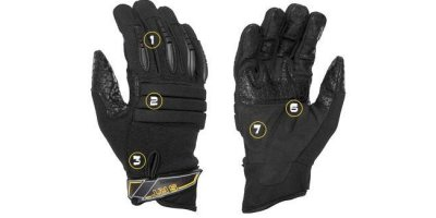 SRT - Safety Glove (Full Handed)