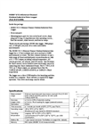 U12-008 HOBO 4-Channel External Data Logger - User Manual
