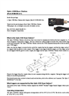 Optic USB Base Station - User Manual