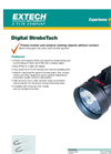 Model 461830 - Digital StroboTach - Datasheet
