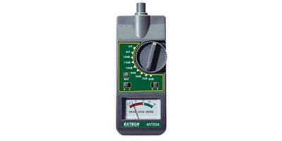 Extech - Model 407703A - Analog Sound Level Meter