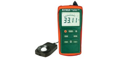 Extech - Model EasyView™ EA30 - Wide Range Light Meter