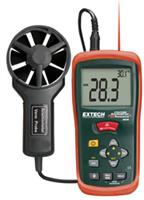 Extech - Model AN100 AN200 - CFM/CMM Vane Anemometers