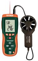 Extech - Model HD300 - CFM/CMM Vane Anemometer w/ IR Thermometer
